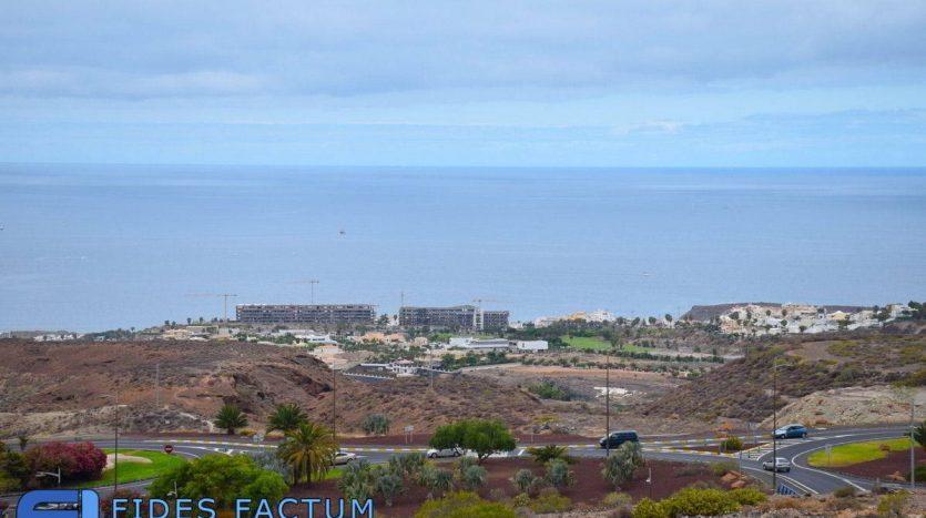 Villa in El Galeón, Adeje, Tenerife.