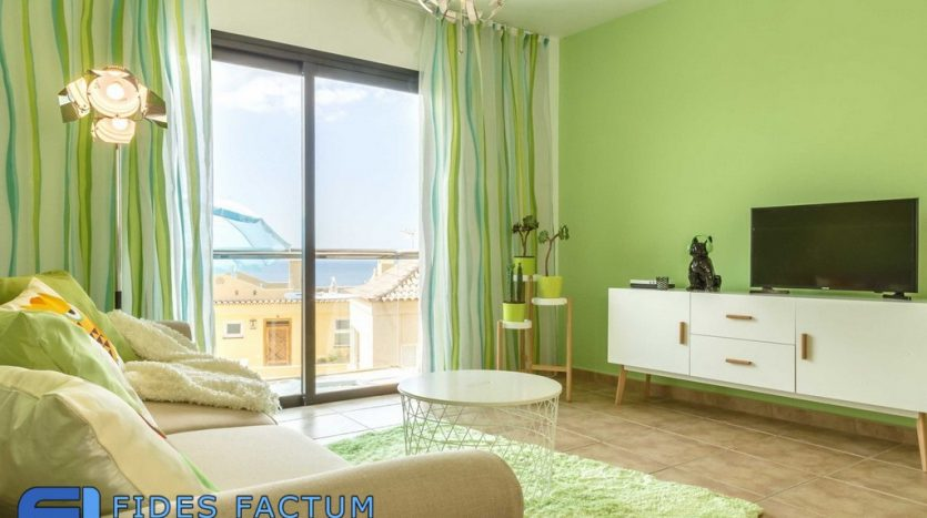 Spacious apartment in Los Cristianos, Arona, Tenerife.