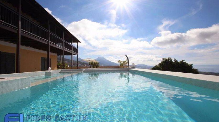 Luxury Villa in Tijoco Bajo, Adeje, Tenerife.