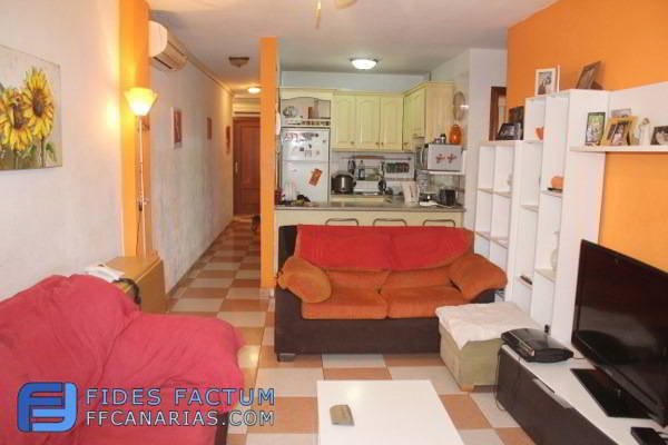 Apartment in Las Galletas, Arona, Tenerife.