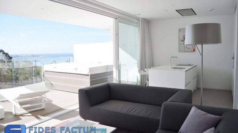 Apartment in Costa Adeje, Tenerife.