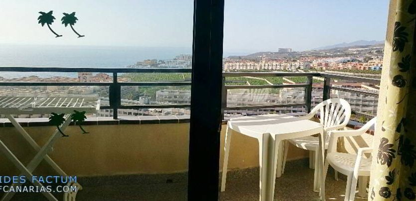 Apartment in complex Club Paraiso, Playa Paraiso, Tenerife