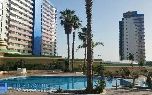 Apartment in complex Club Paraiso, Playa Paraiso, Tenerife