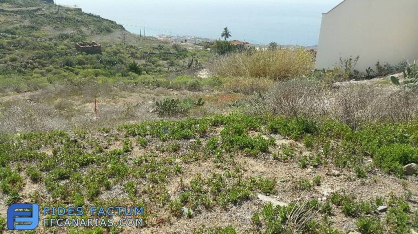 Sale of urban plot in Tijoco Bajo, Adeje, Tenerife