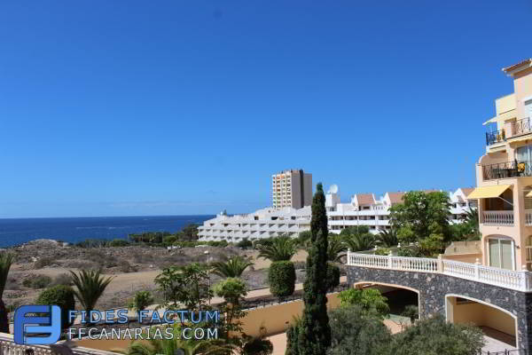 Studio in complex Parque tropical in Los Cristianos, Tenerife