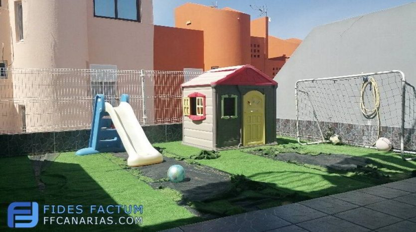 Townhouse in complex Charco del Valle in Los Menores, Adeje, Tenerife