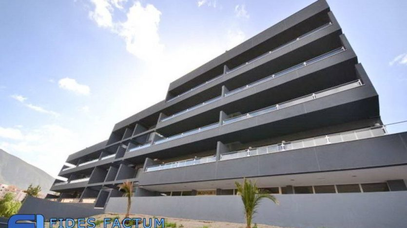 New apartments in Building Urban in Los Cristianos, Tenerife