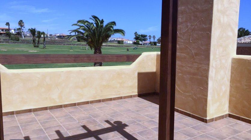 Townhouse in complex Palm Garden, in Golf del Sur, San Miguel de Abona, Tenerife
