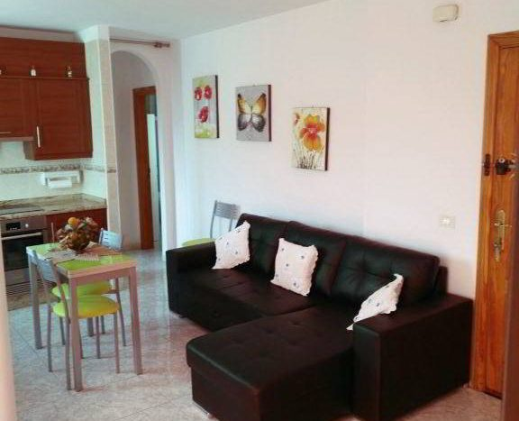 Apartment in building Las Pelmeras, in Playa San Juan, Guía de Isora, Tenerife