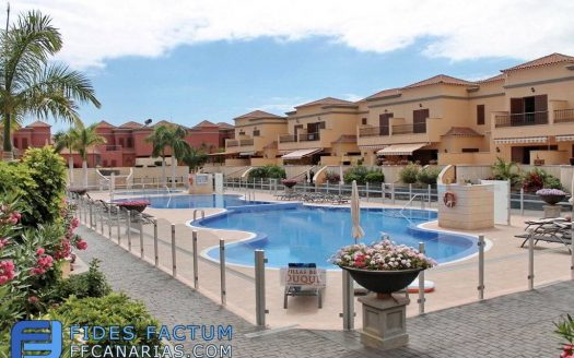 Unique detached townhouse located in complex Villas del Duque, in Bahia Del Duque, Adeje, Tenerife