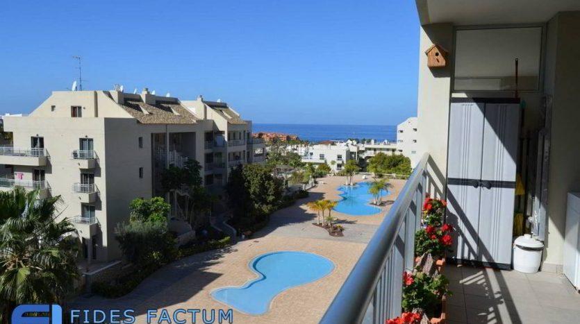 Penthouse in residence San Remo, in El Palmar, Arona, Tenerife