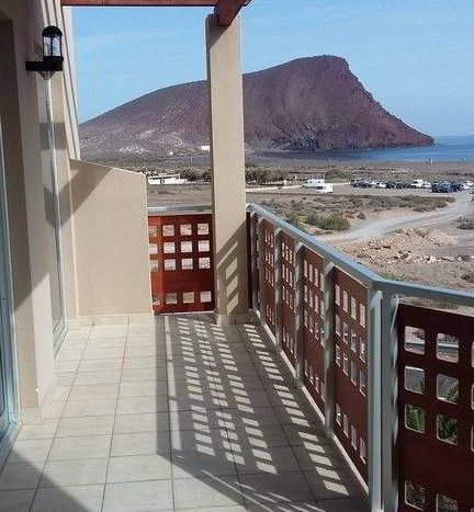 Apartment in the complex Vista Roja, in El Médano, Granadilla de Abona, Tenerife