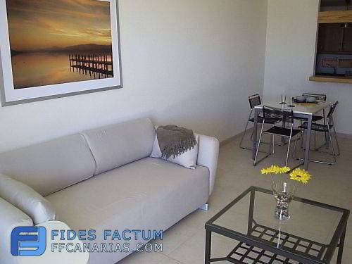 Apartment in complex Los Almendros in El Madroñal, Adeje, Tenerife