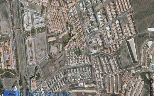 A plot of land in Madroñal, Adeje, Tenerife