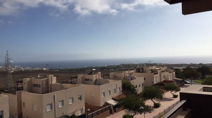 Сozy townhouse in the complex Balcon de Fañabe, Adeje, Tenerife