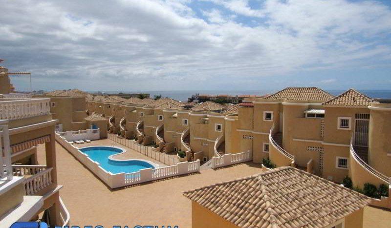 Apartment in complex Benimar in Bahia Del Duque, Adeje, Tenerife