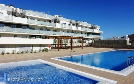 New apartment in complex Las Terrazas I in El Médano, Granadilla de Abona, Tenerife