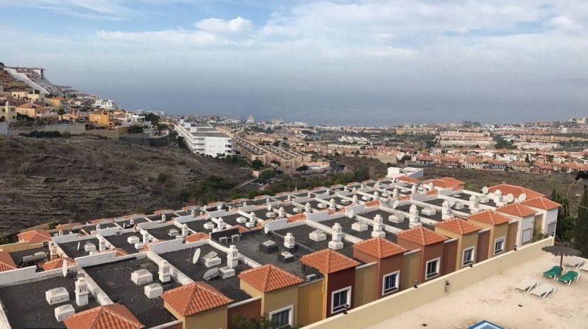 Apartment in complex Roque del Conde II in Roque del Conde, Adeje, Tenerife