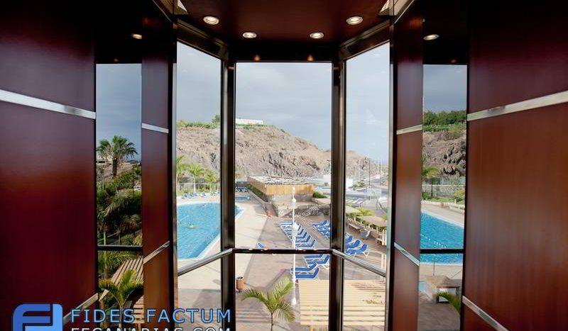 Penthouse in Acantilado de los Gigantes, Santiago del Teide, Tenerife