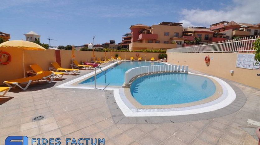 Luxury apartment in the complex Terrazas del Duque in Bahía Del Duque, Adeje, Tenerife