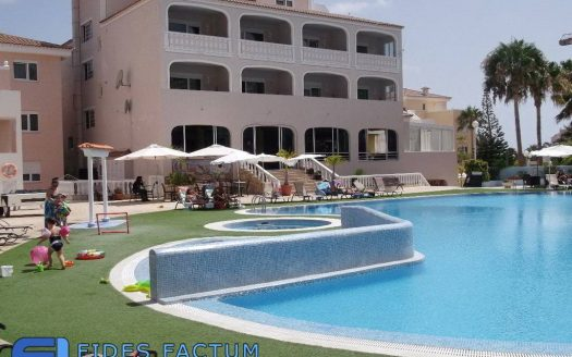 Apartment in the complex Chayofa Country Club in Chayofa, Arona, Tenerife