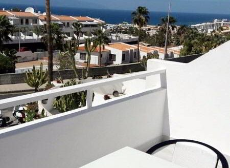 Studio after renovation in the complex Island Village Heigths in San Eugenio, Adeje, Tenerife