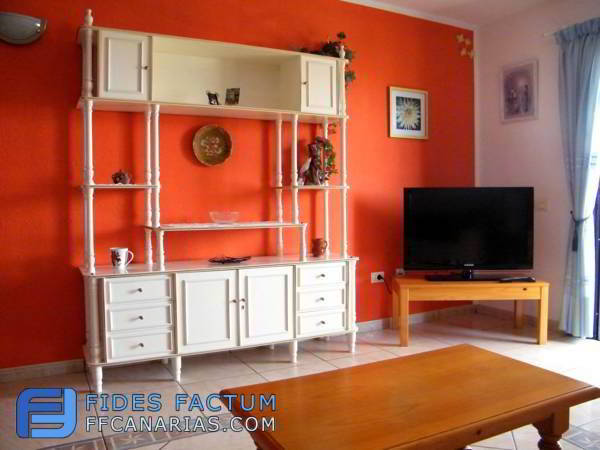 Apartment in the complex San Marino in Los Cristianos, Arona, Tenerife