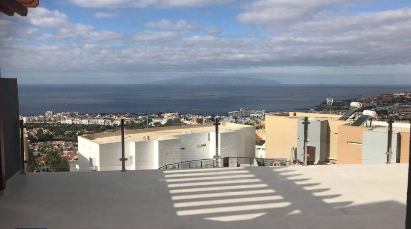 Townhouse in the complex La Tagora in Tijoco Alto, Adeje, Tenerife