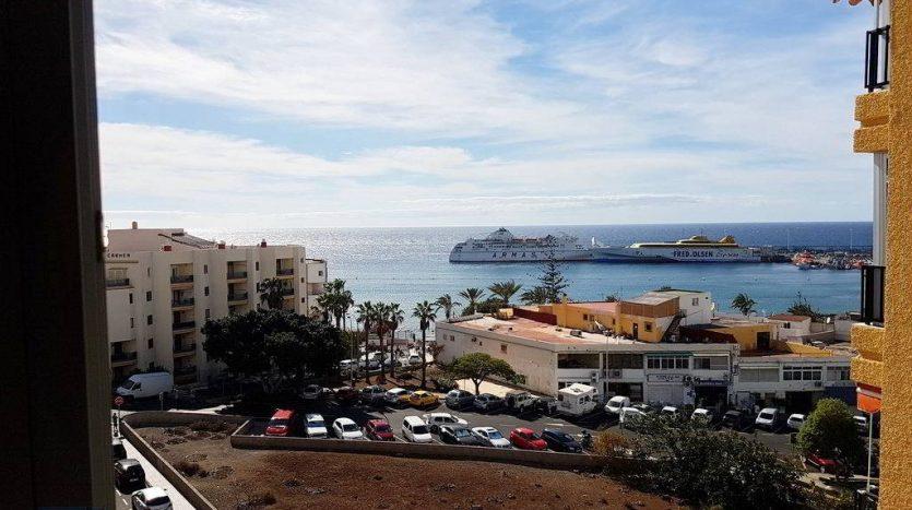 Apartment in the complex La Chunga in Los Cristianos, Arona, Tenerife