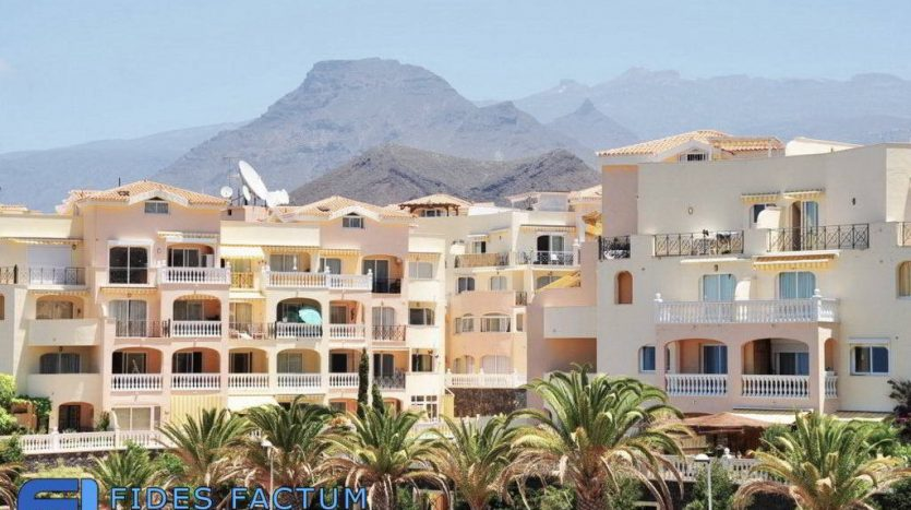 Townhouse in the complex El Rincón in Los Cristianos, Arona, Tenerife