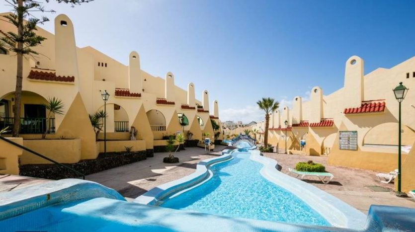 Apartment in the complex Mareverde in San Eugenio, Adeje, Tenerife