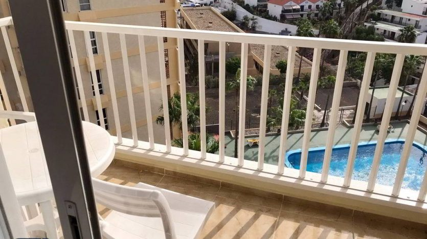 Apartment in the complex Torres de Yomeli in Playa de las Americas, Arona, Tenerife