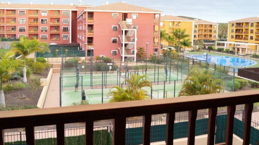 Apartment in the complex El Mocan in Palm Mar, Arona, Tenerife