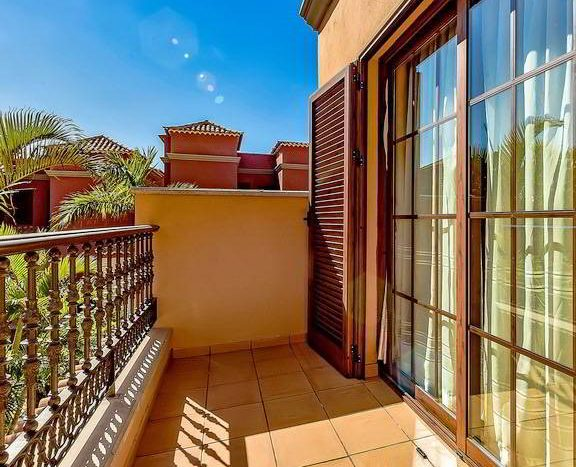 Townhouse in the complex Villas del Duque in Costa Adeje, Adeje, Tenerife