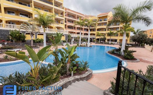 Apartment in the complex Laderas del Palm Mar in Palm Mar, Arona, Tenerife