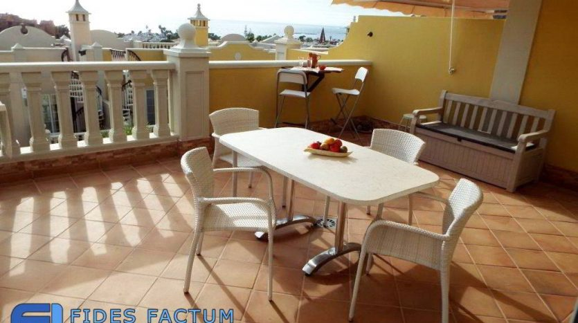 Apartment in the complex Laderas del Palmar in Palm Mar, Arona, Tenerife