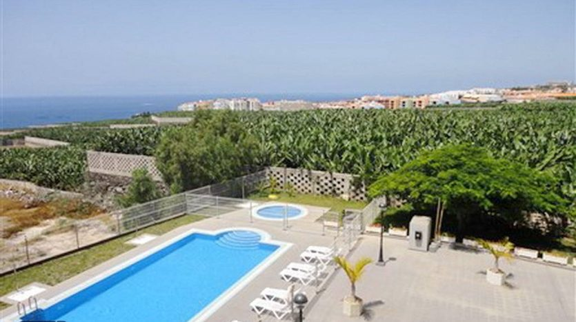 Apartment in the complex Paraíso V in Playa Paraíso, Adeje, Tenerife