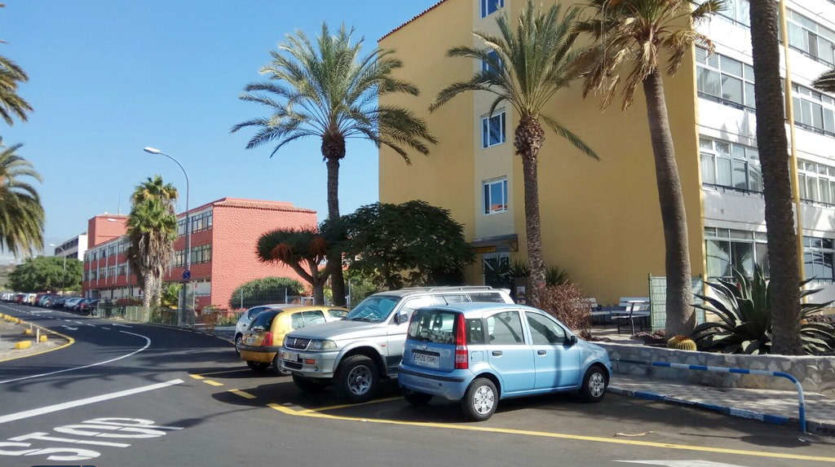 Apartment in the complex Chasna in Costa del Silencio, Arona, Tenerife
