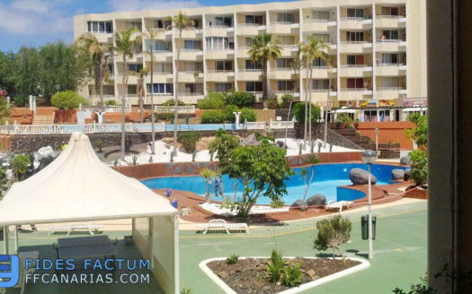 Studio in the complex Green Park in Amarilla Golf, San Miguel de Abona, Tenerife