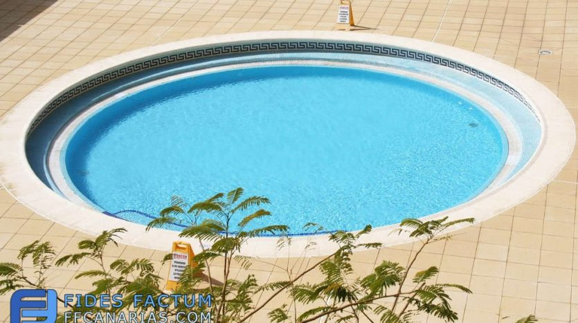 Apartment in the complex Copacabana in Playa de las Americas, Arona, Tenerife