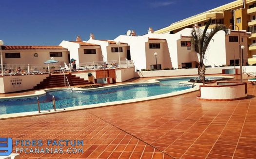 Apartment in the complex Ocean Park in San Eugenio, Adeje, Tenerife