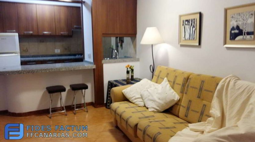 Apartment in the complex Nirvana in Los Cristianos, Arona, Tenerife