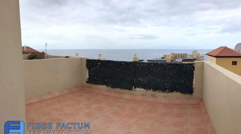 Duplex in the complex Arcoíris in Callao Salvaje, Adeje, Tenerife