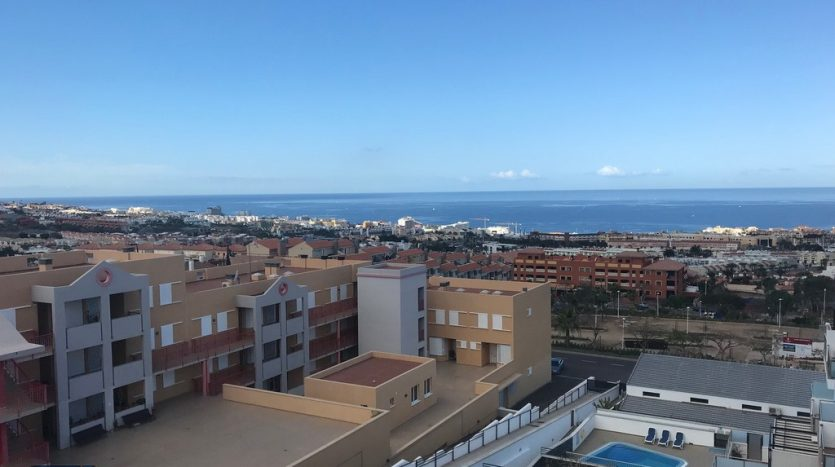 Penthouse Duplex in the complex Kalima in El Madroñal, Adeje, Tenerife