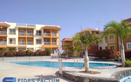 Apartment in the complex Posto Al Sole in Callao Salvaje, Adeje, Tenerife