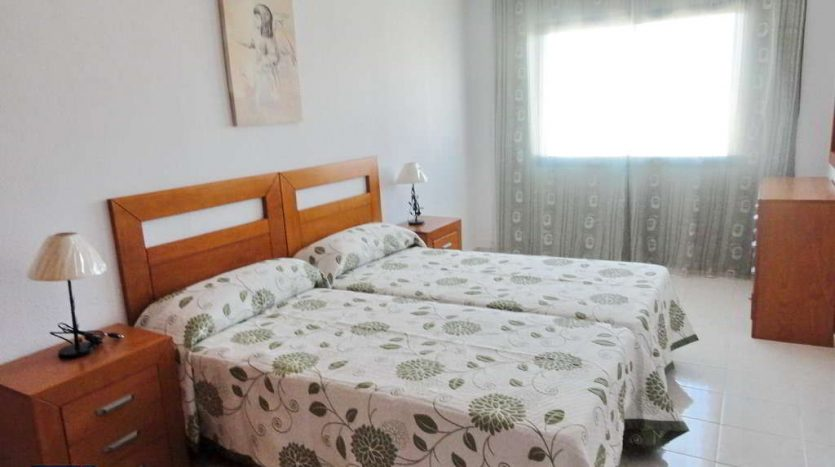Apartment in the complex Club Paraíso in Playa Paraíso, Adeje, Tenerife