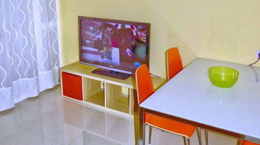 Studio in the complex Torres del Sol in Playa de las Americas, Arona, Tenerife