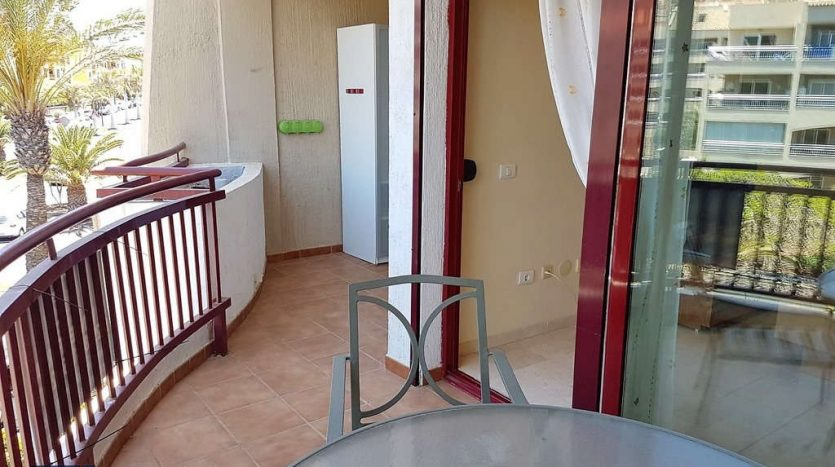 Apartment in the complex Balandros in Palm Mar, Arona, Tenerife