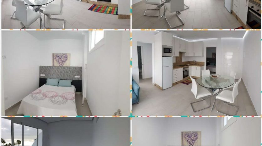 Apartment in the complex Island Village Heights in Torviscas Alto, Adeje, Tenerife