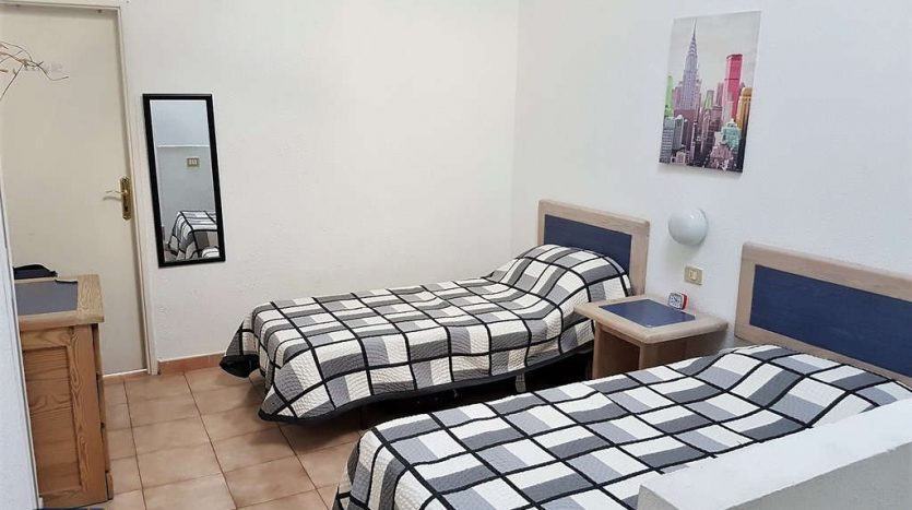 Duplex in the complex Castle Harbour in Los Cristianos, Arona, Tenerife